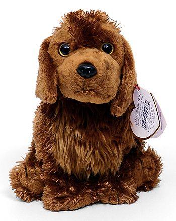 MWMT Internet Exclusive Dog Ty Beanie Baby Copper