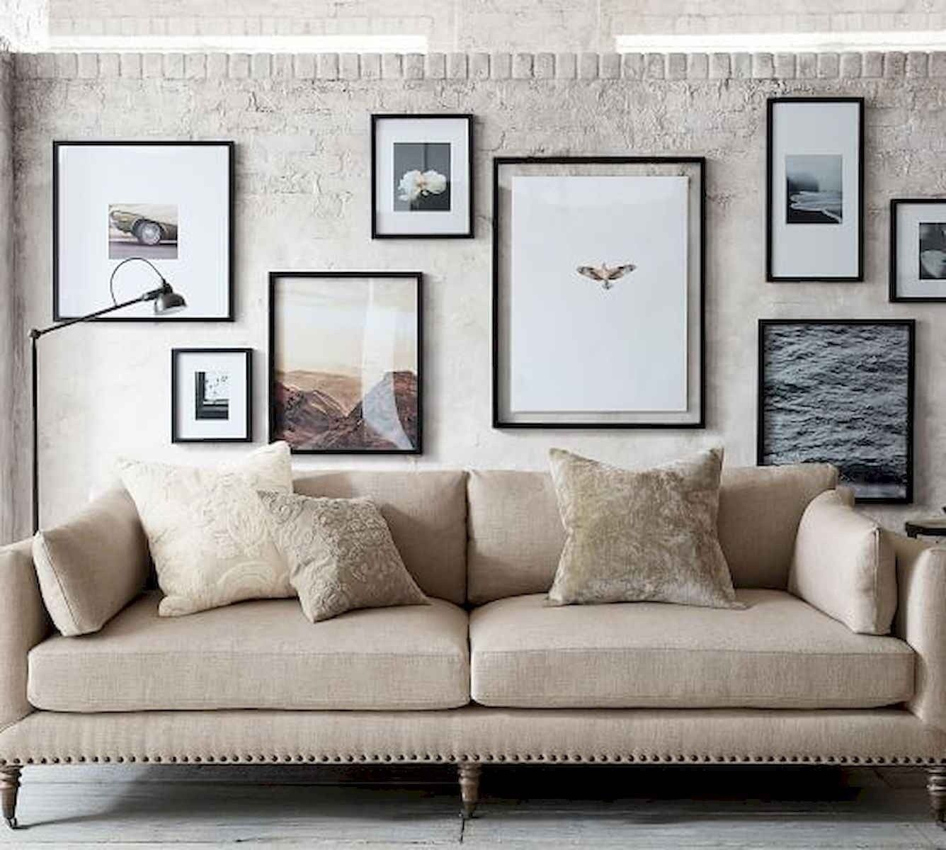 50 Genius Small Living Room Decor Ideas And Remodel For Your First Apartment Small Living Room Decor Wall Decor Living Room Upholstered Sofa Living room remodel photos