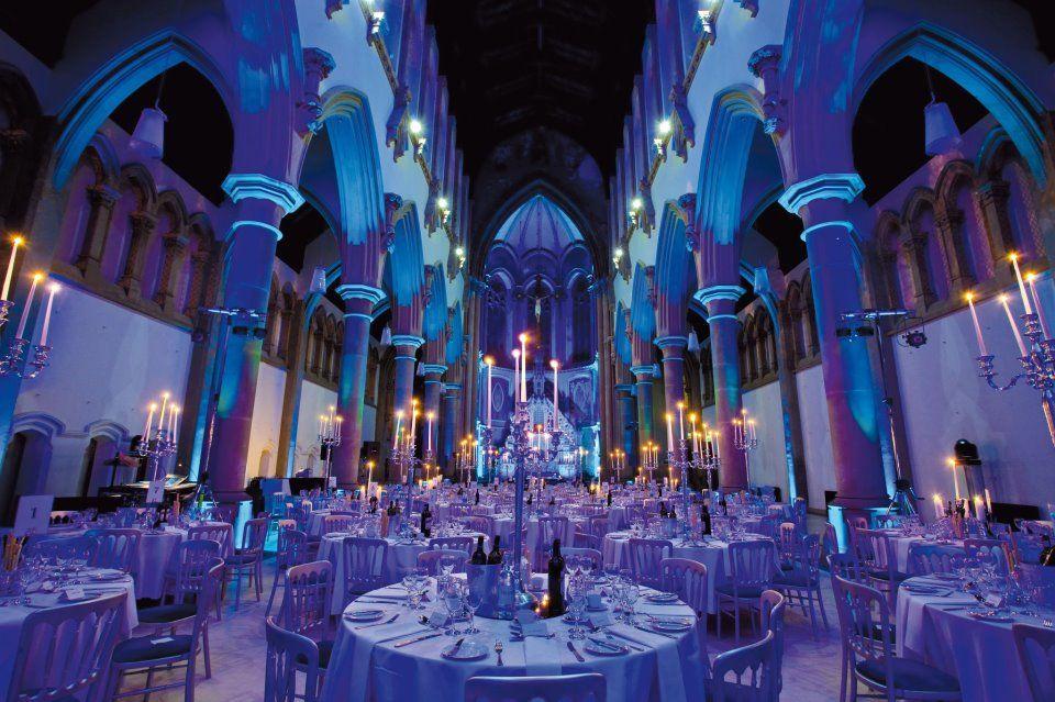 The Monastery Manchester amazing wedding venue