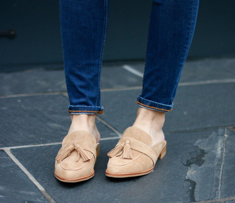 714f0de53ea Tassel Mule Loafers | Best of Pinterest: Fashion | Loafer mules ...