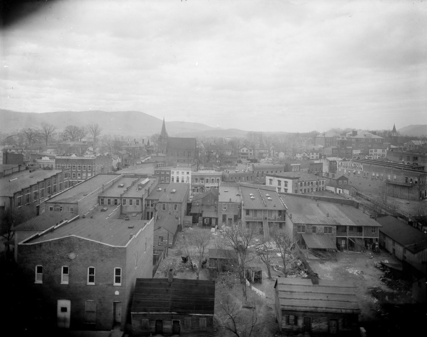 Downtown Views Charlottesville From Negatives From The Charlottesville Photographic Studio Plus An Index Volume Ho University Of Virginia Places To Visit Places Of Interest