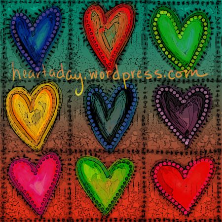 heArt #103 Nine Patch HeArt Quilt Remix   Wordpress, Patterns and ... : quilts with hearts - Adamdwight.com