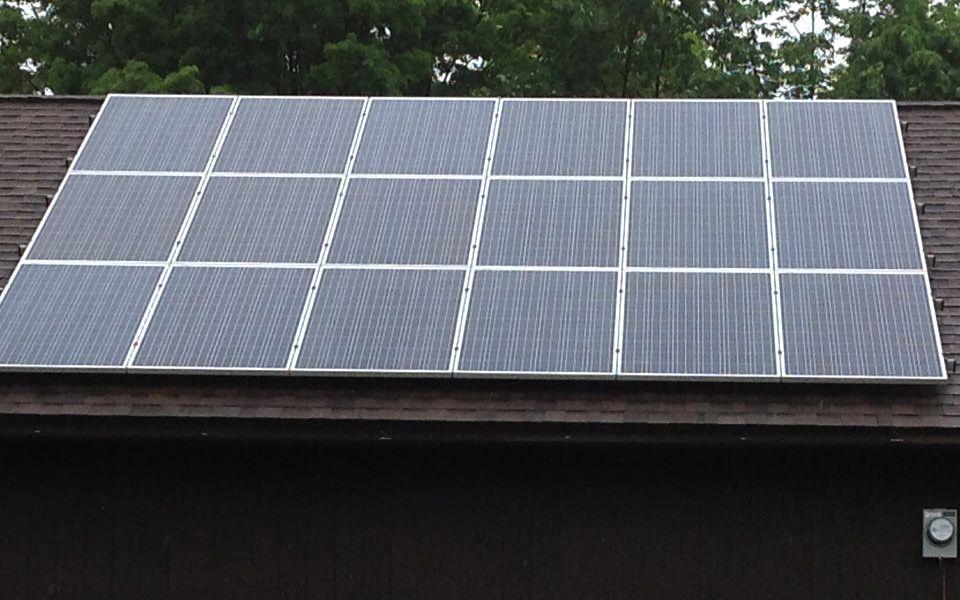 GALLERY ECOFASTEN SOLAR Composite roof shingles, Roof