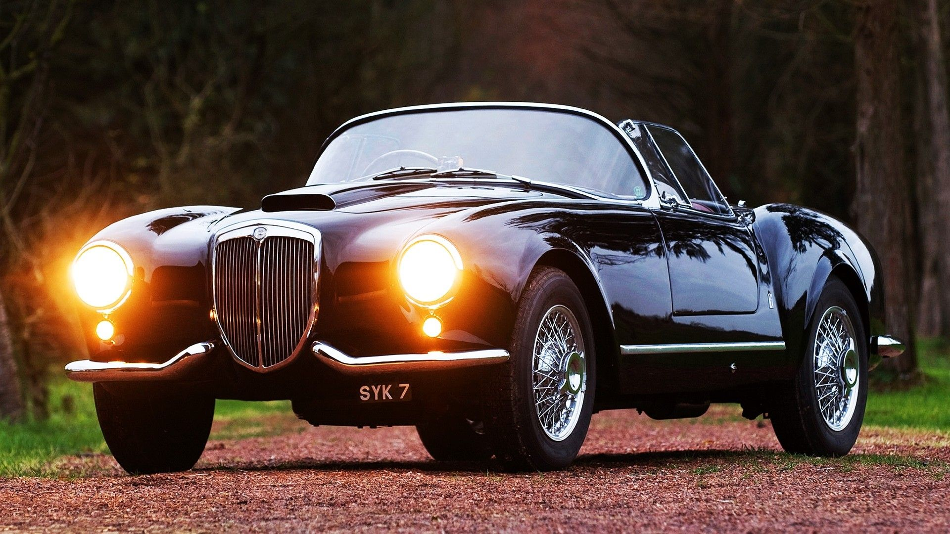 Lancia Aurelia B24 Spider. Most beautiful car ever, no discussion ...