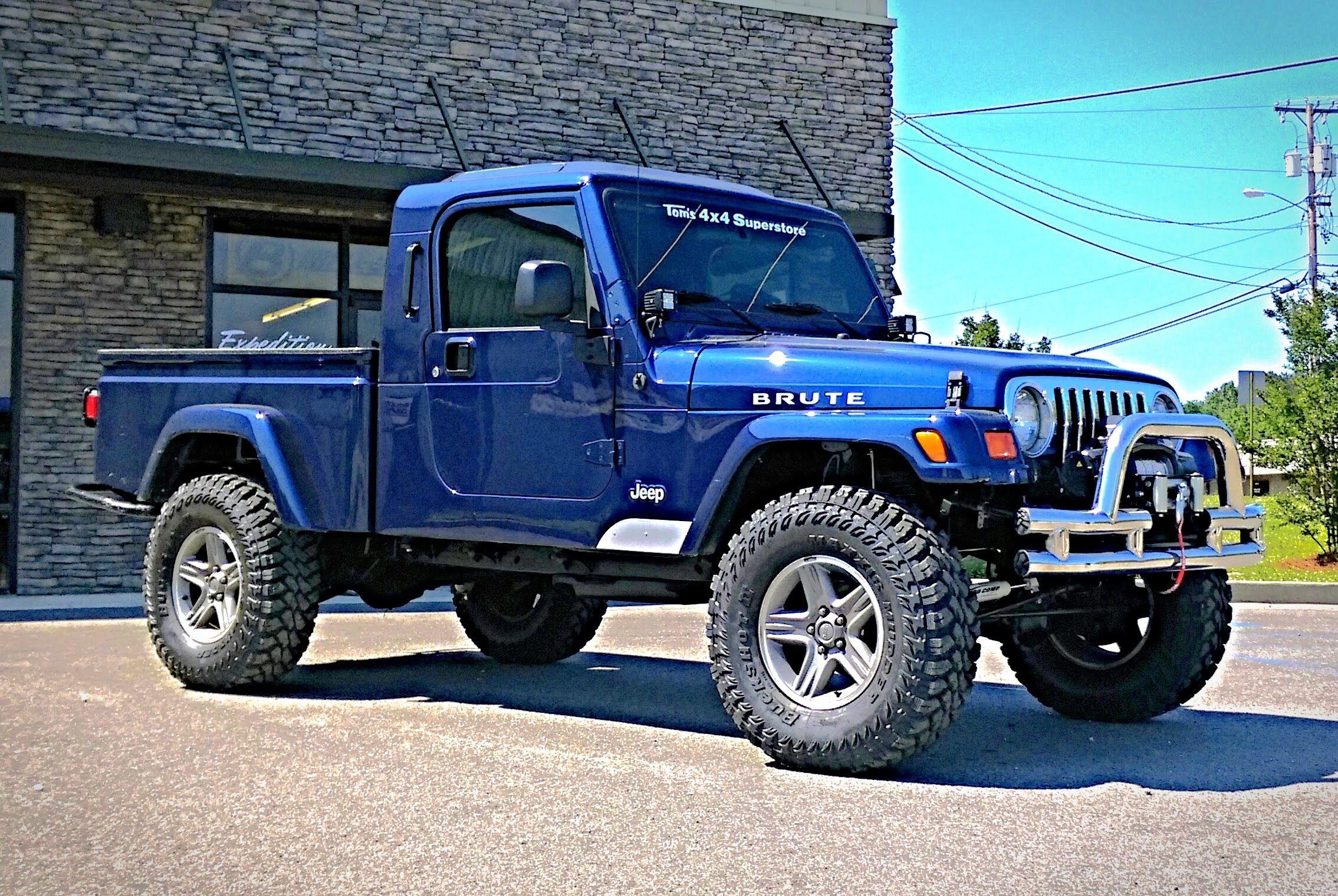 Blue Jay Brute Aev Brute Conversion Kit Walkaround Jeep Brute