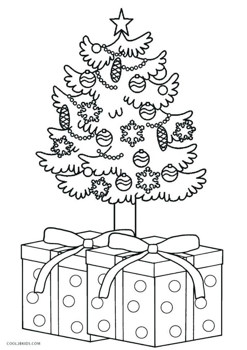 Christmas Tree Coloring Sheets Printable Christmas Tree Coloring Page Christmas Tree Images Christmas Tree Colour Scheme
