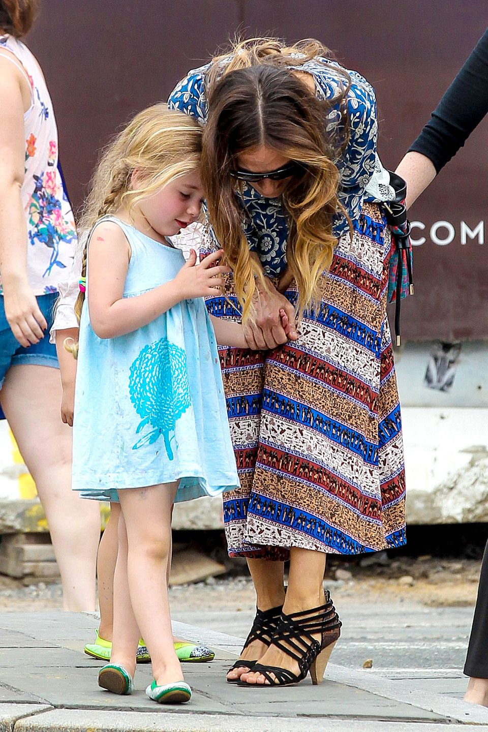Sarah Jessica Parker and her Girls are City Gals