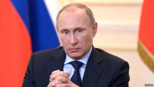 """Eligen a Putin como """"corrupto del año"""""""