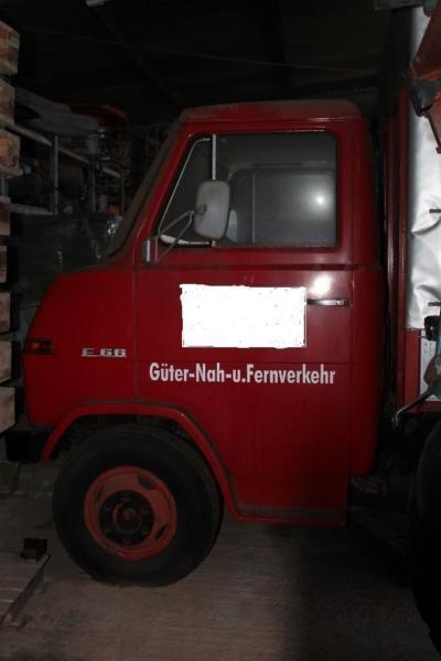 Zum Verkauf Steht Ein Hanomag Henschel F66 6 Zylinder 100ps 98km