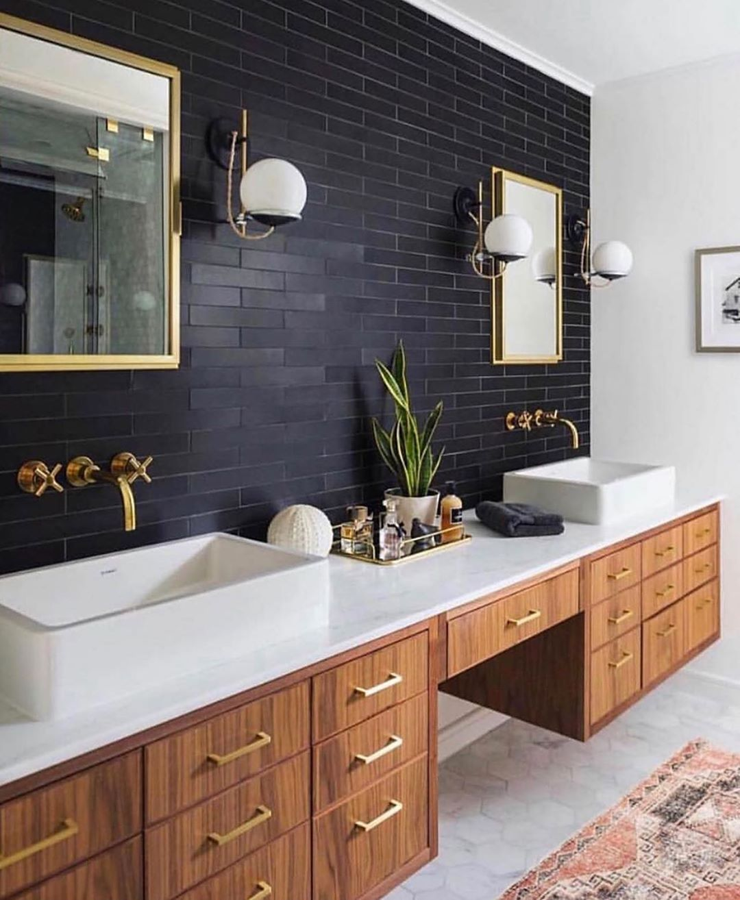 30+ Bathroom Decorating Ideas You'll Want to Refresh 2019 - Page 22 of 38 - My Blog