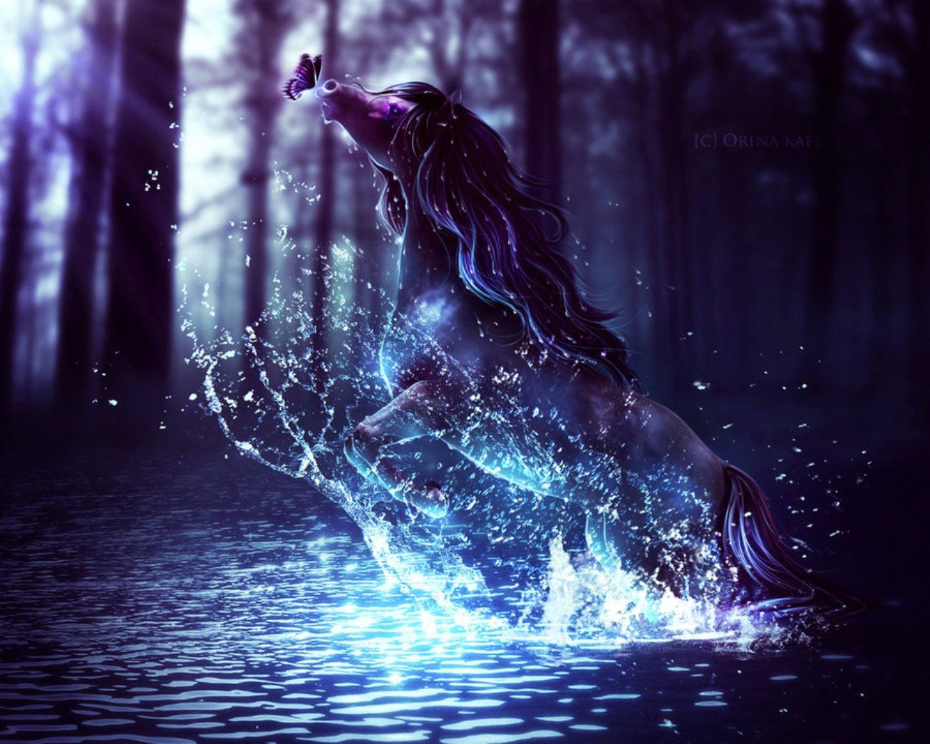 Top Wallpaper Horse Water - c298a99698bd71ba42013672644d5c28  Snapshot_956387.jpg