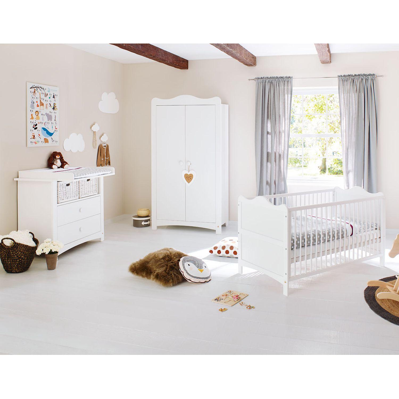 Babyzimmerset Florentina Kids I Komplett Kinderzimmer