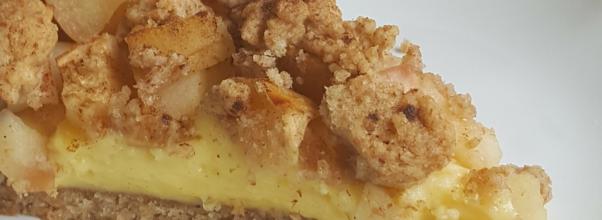 Crumble De Manzana Osvaldo Gross Recetas De Tortas Y Pasteles Tortas Recetas De Tortas Tortas De Manzanas