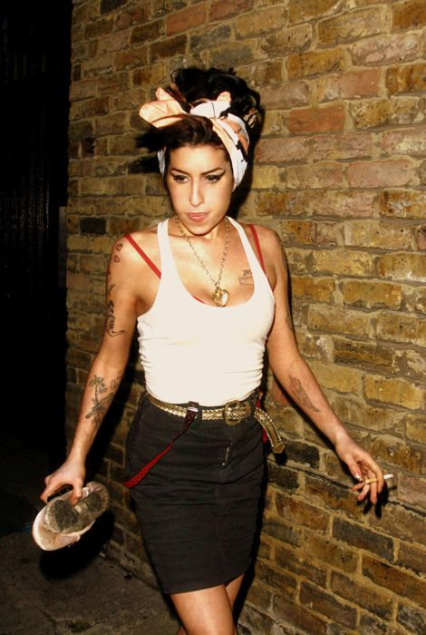 Pin Up Outfits Amy Winehouse