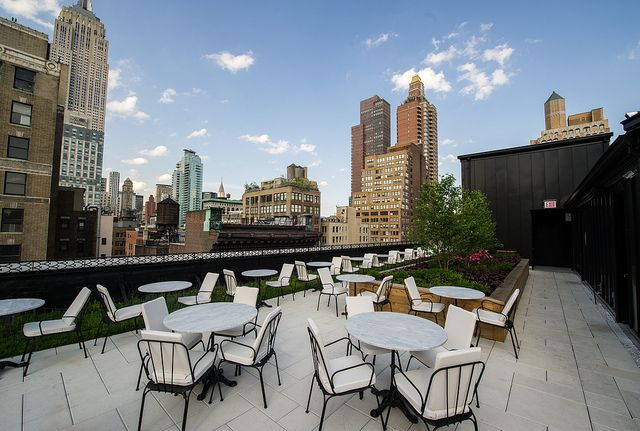 The Nomad Hotel Rooftop | York restaurants, Rooftop ...