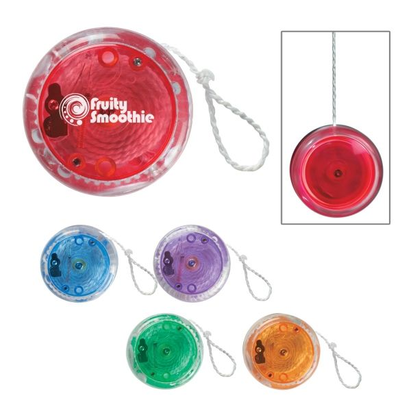 It's National Yo-Yo day!  Get your hands on these Light up Yo-Yo's, starting at $1.15 a pop!  Promote yourself or your company!