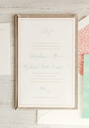 Oh So Beautiful Paper: A Paper Blog – Unique and Custom Wedding Invitation Ideas and Modern Stationery