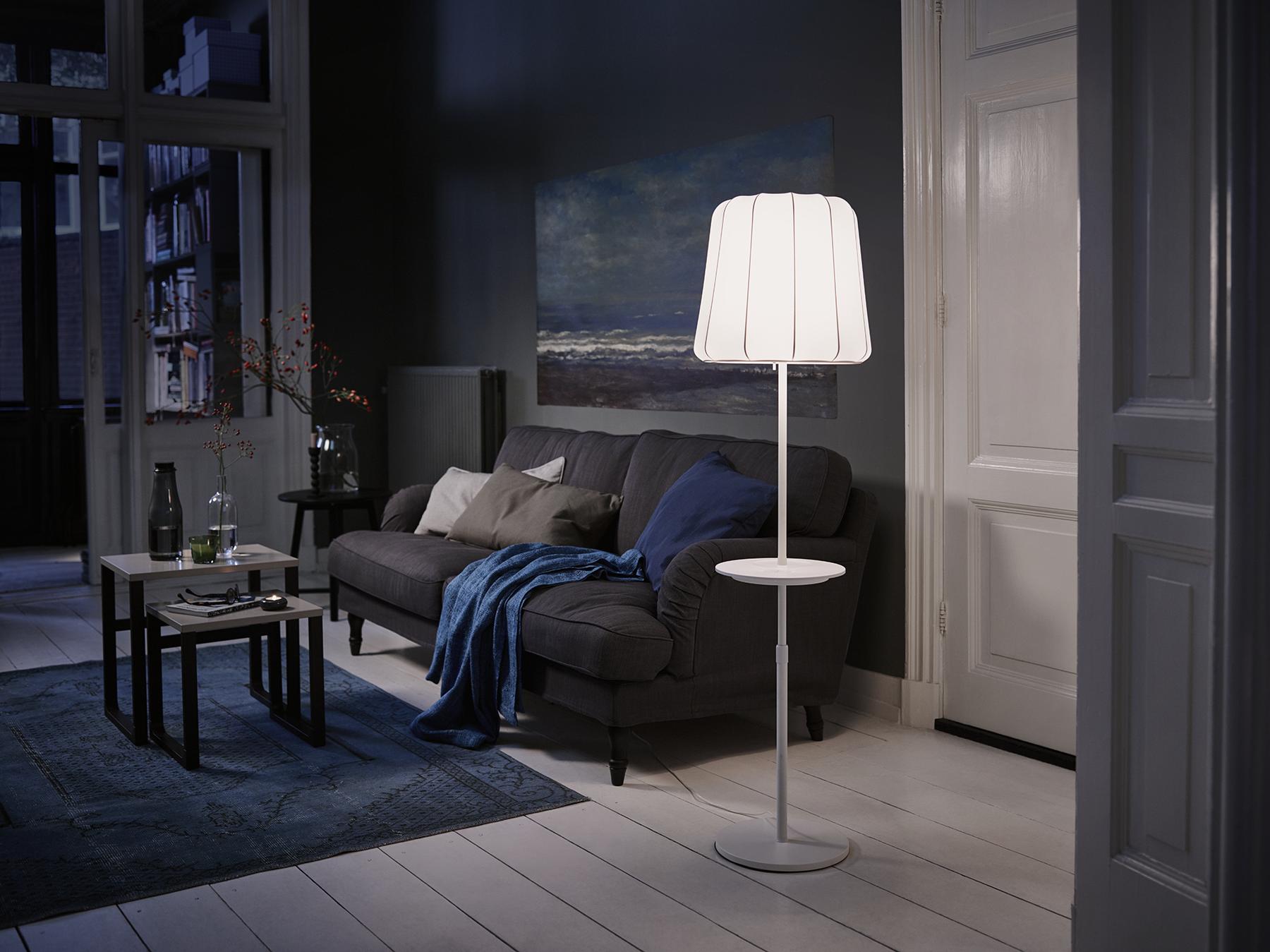 Ikea Lampen Staand : Varv staande lamp ikea ikeanl lamp verlichting led