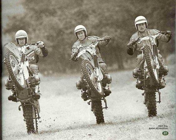 ISDE Vintage BMW bikes – ricardo kuhn (patineto)