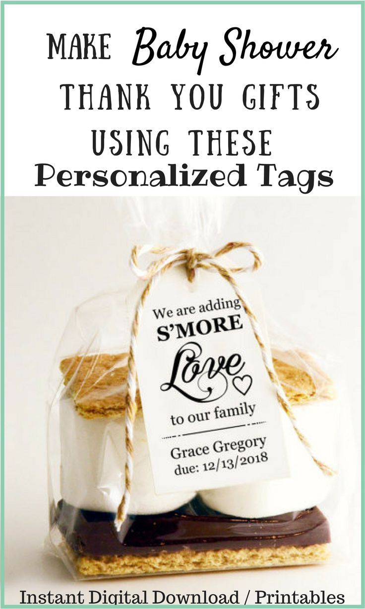 We Are Adding S\'MORE Love To Our Family Tag Template, DIY Printable ...