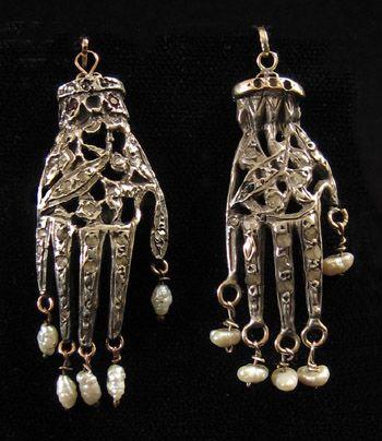 African Tribal Art Silver Khamsa Pendants Tunis Tunisia Jewelry Inspiration Ancient Jewelry African Jewelry