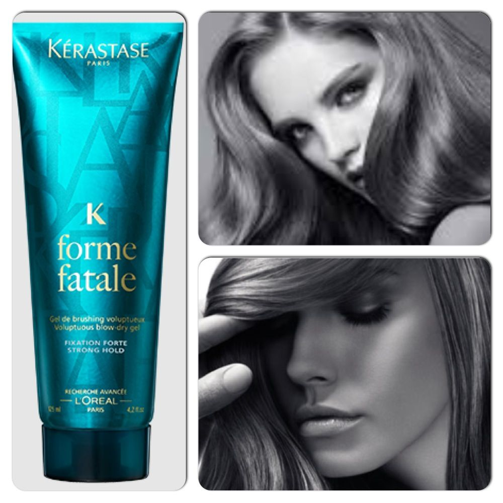 Forme Fatale Gives your hair body and a hold that will last 2 days #citysalondenver