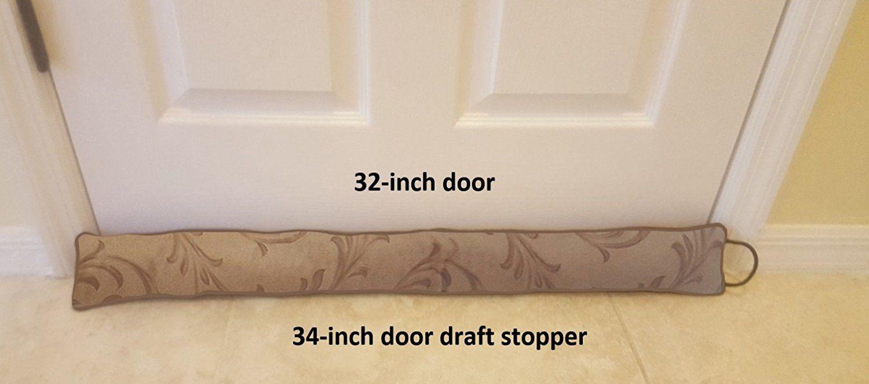Door Sock Draft Stopper   Home Furniture Design