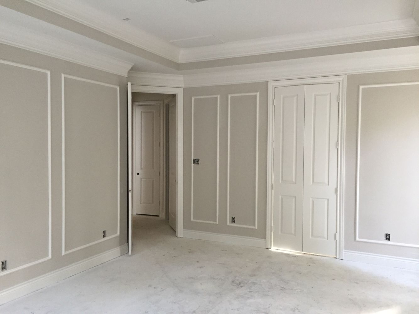 Best Master Bedroom Paint Is Sw Accessible Beige Double 400 x 300