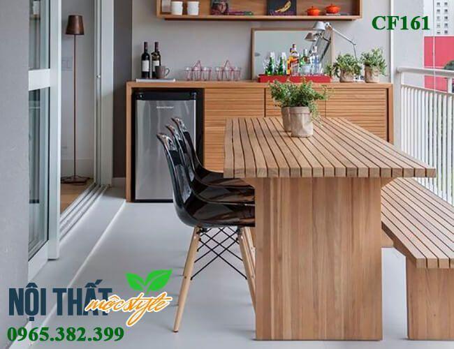 Modern beautiful CF161 coffee table and chairs