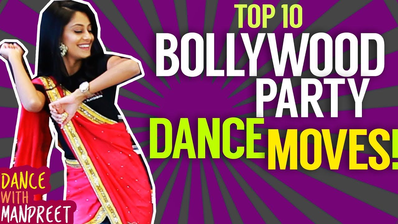 How to do bollywood party dance moves dance moves