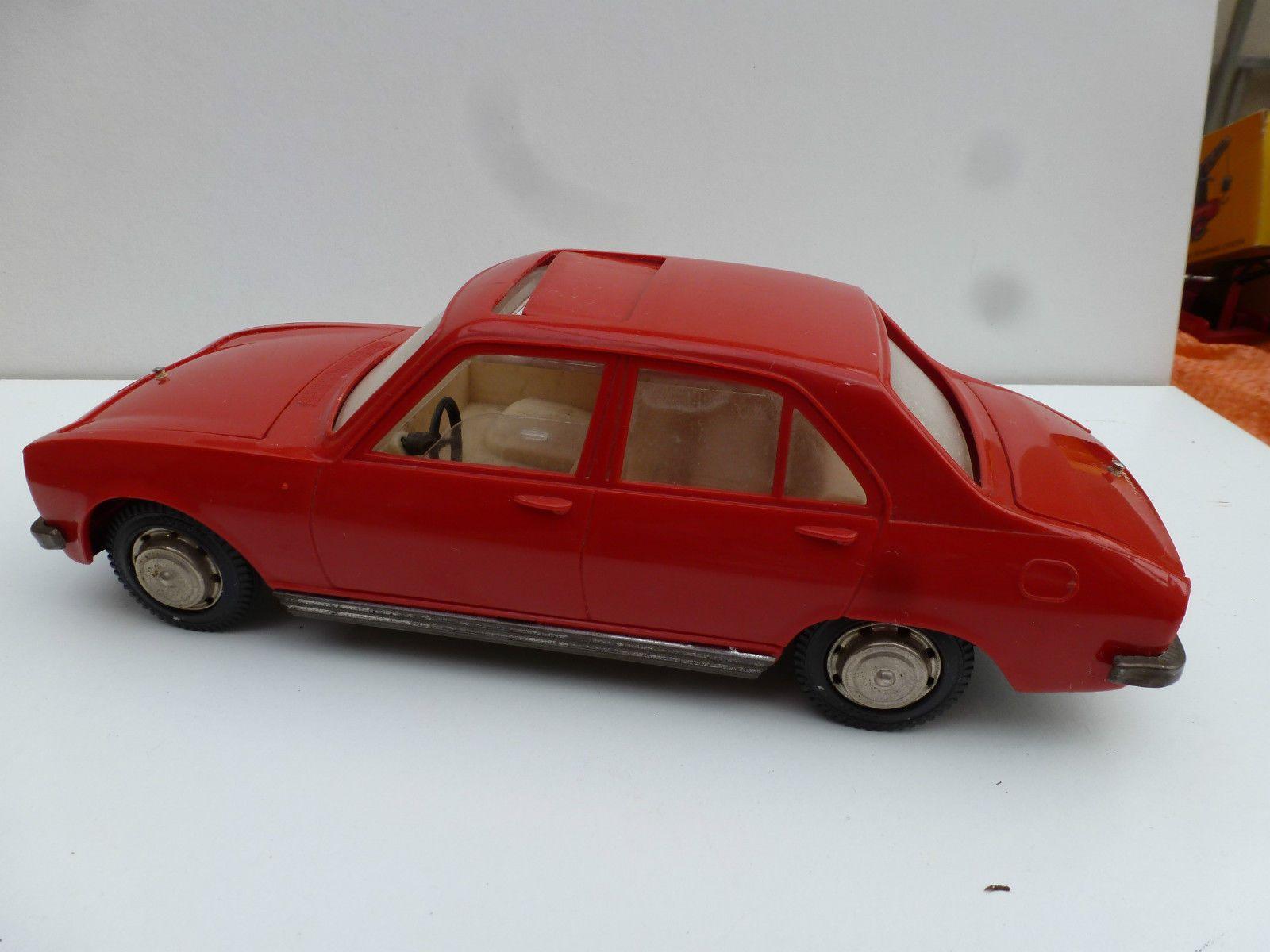 504 Tôles Peugeot Rouge Plastique 116 Friction JoustraMiniatures tsQhdCxrB