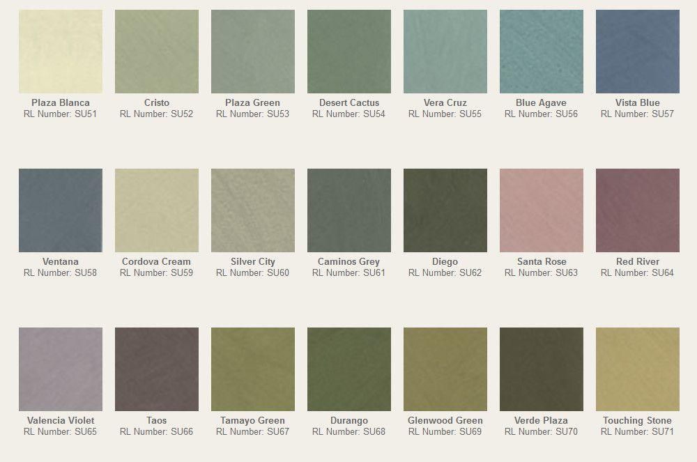Ralph Lauren Paint Colours House Beautiful