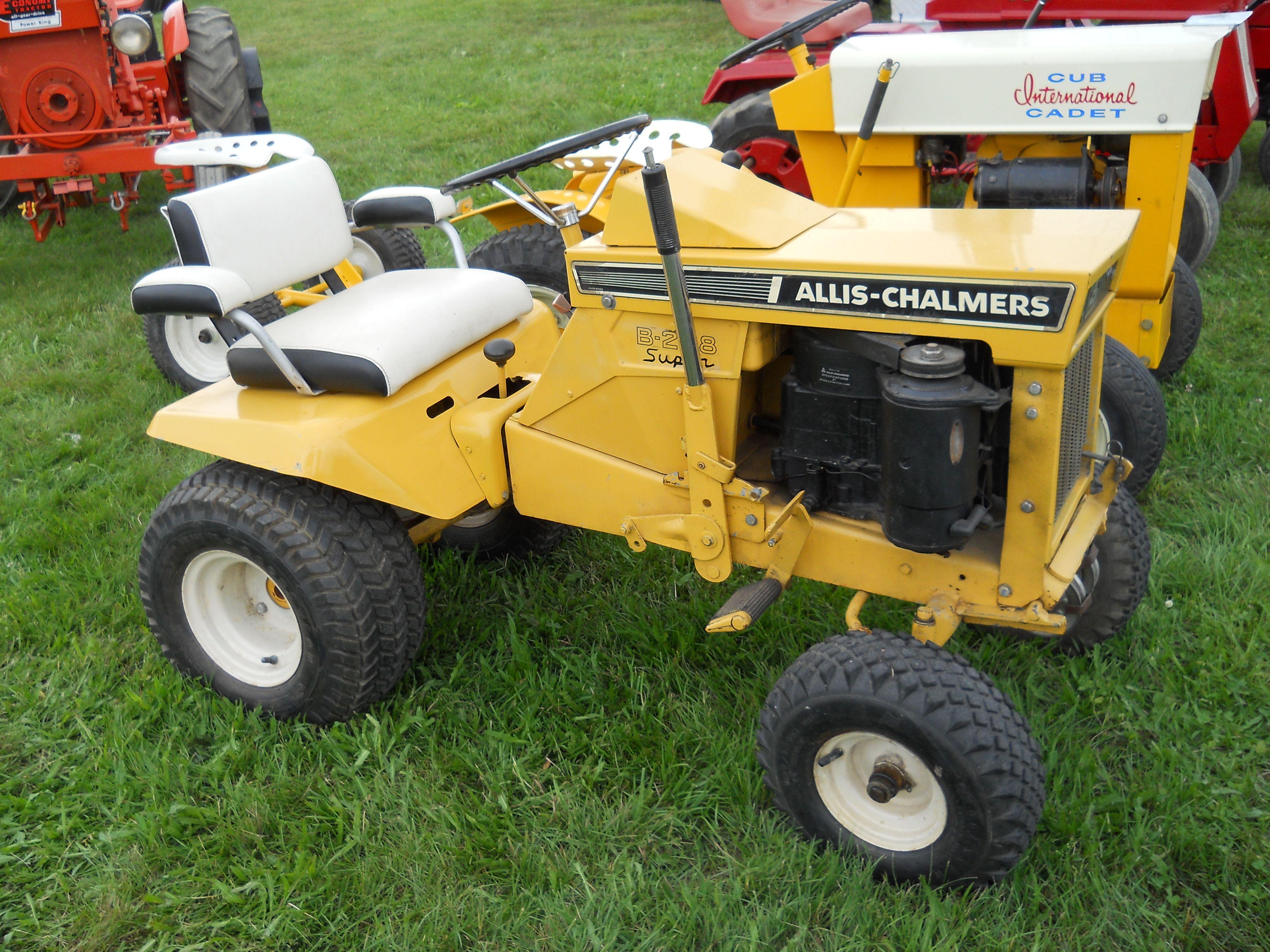 Little Allis Chalmers Tractor Https://www.youtube.com/user/