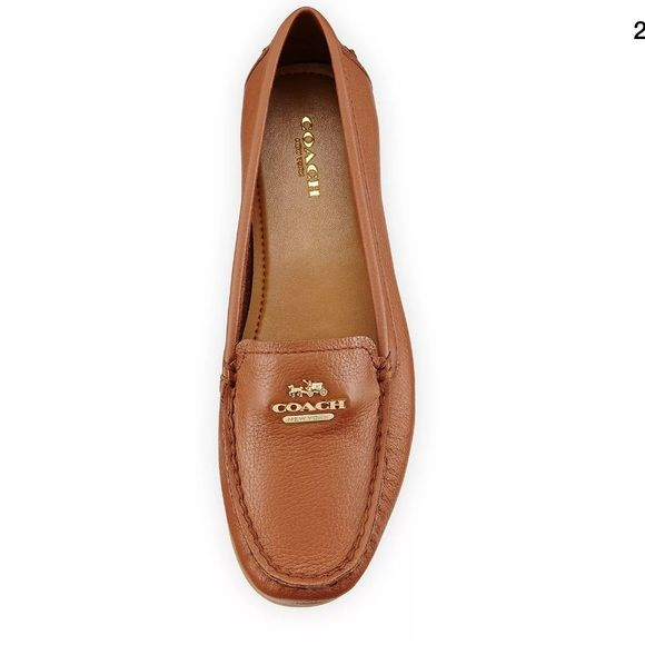2f967ed1fad Coach leather flats Brand new pair of shoes missing box. Coach Shoes Flats    Loafers