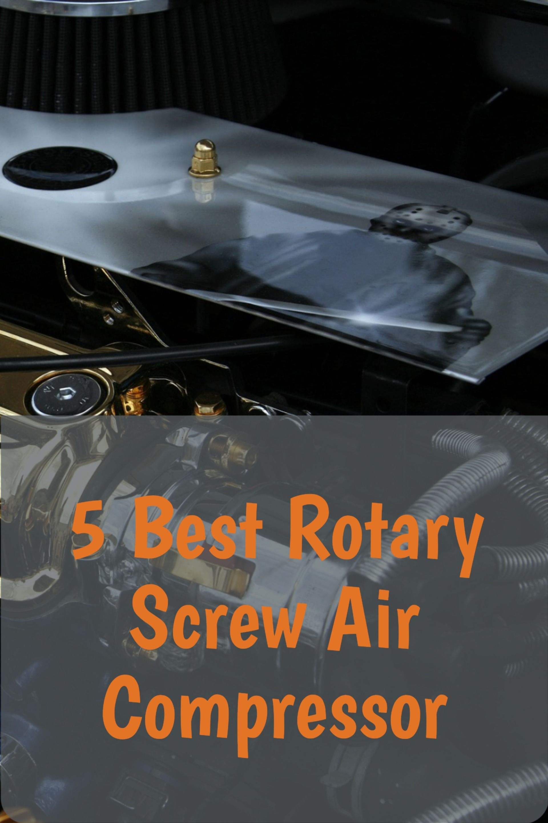5 Best Rotary Screw Air Compressor in 2020 Air