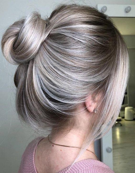 Photo of Silberne Mondschein-Haarfarbe Scheint jetzt zu tragen | PrimeMod