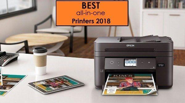 Best AllInOne Printers 2018 Top Picks (Printer