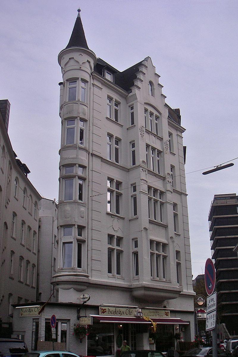 Liste der Kontorhäuser in Hamburg Hamburg, Städte europa