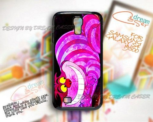 Chesire Cat Smile - Print On Hard Case Samsung Galaxy S4 i9500