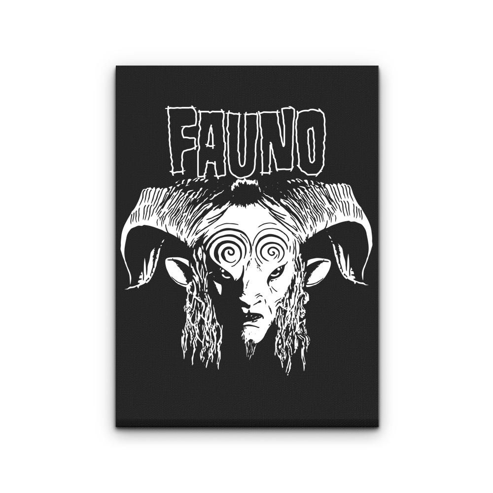 Fauno - Canvas Print