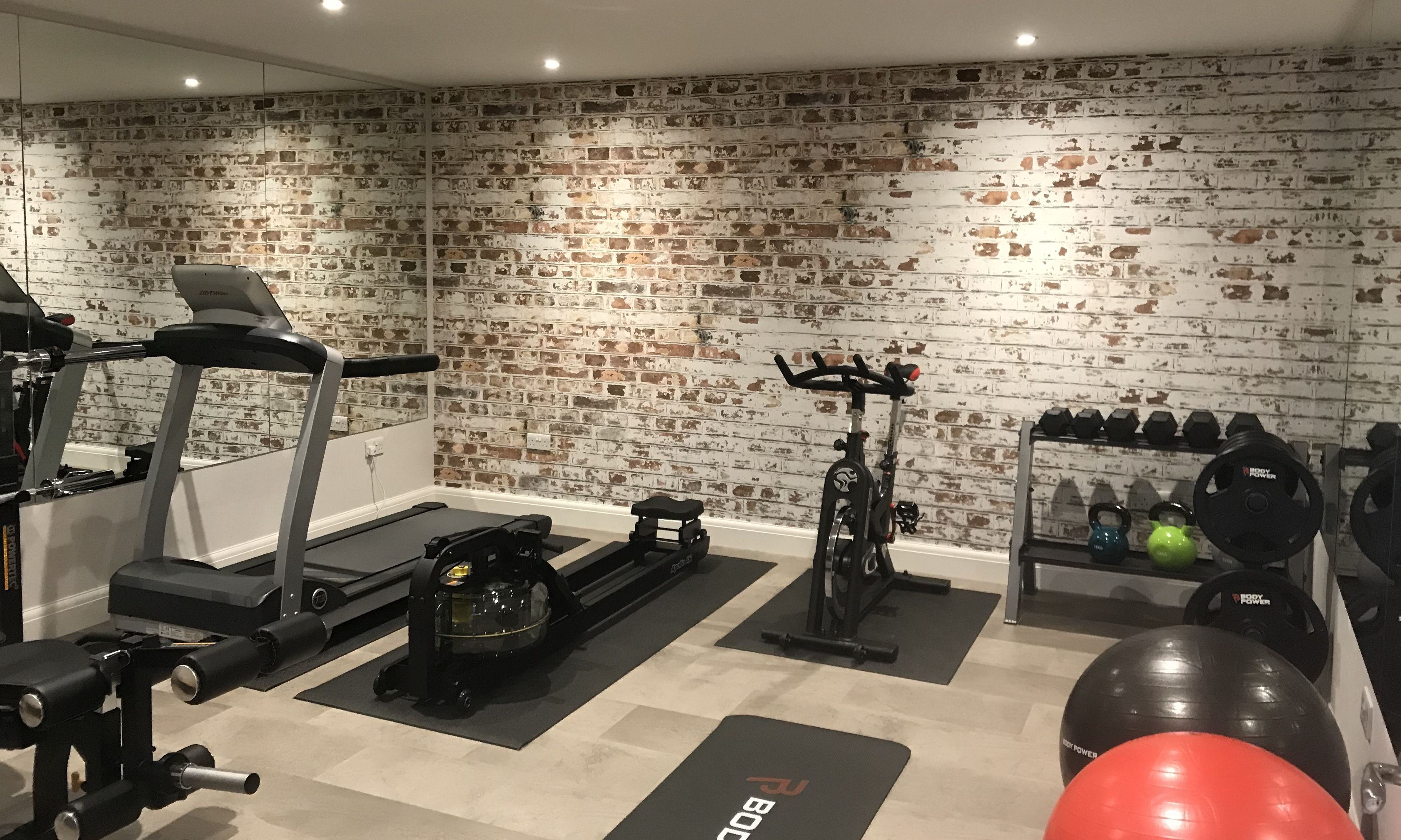 19 fitness Room mall ideas