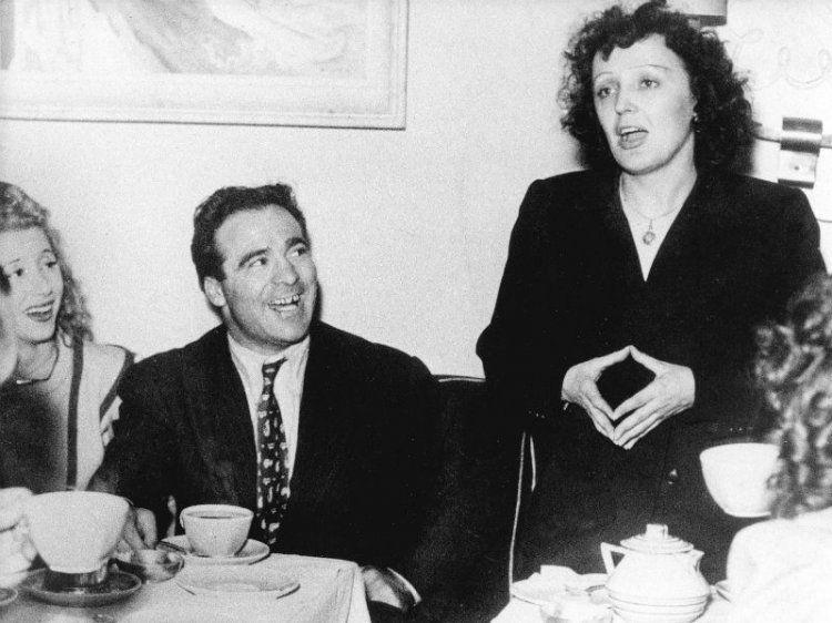 Édith Piaf & Marcel Cerdan: Muses, Lovers   Marcel, Hymne