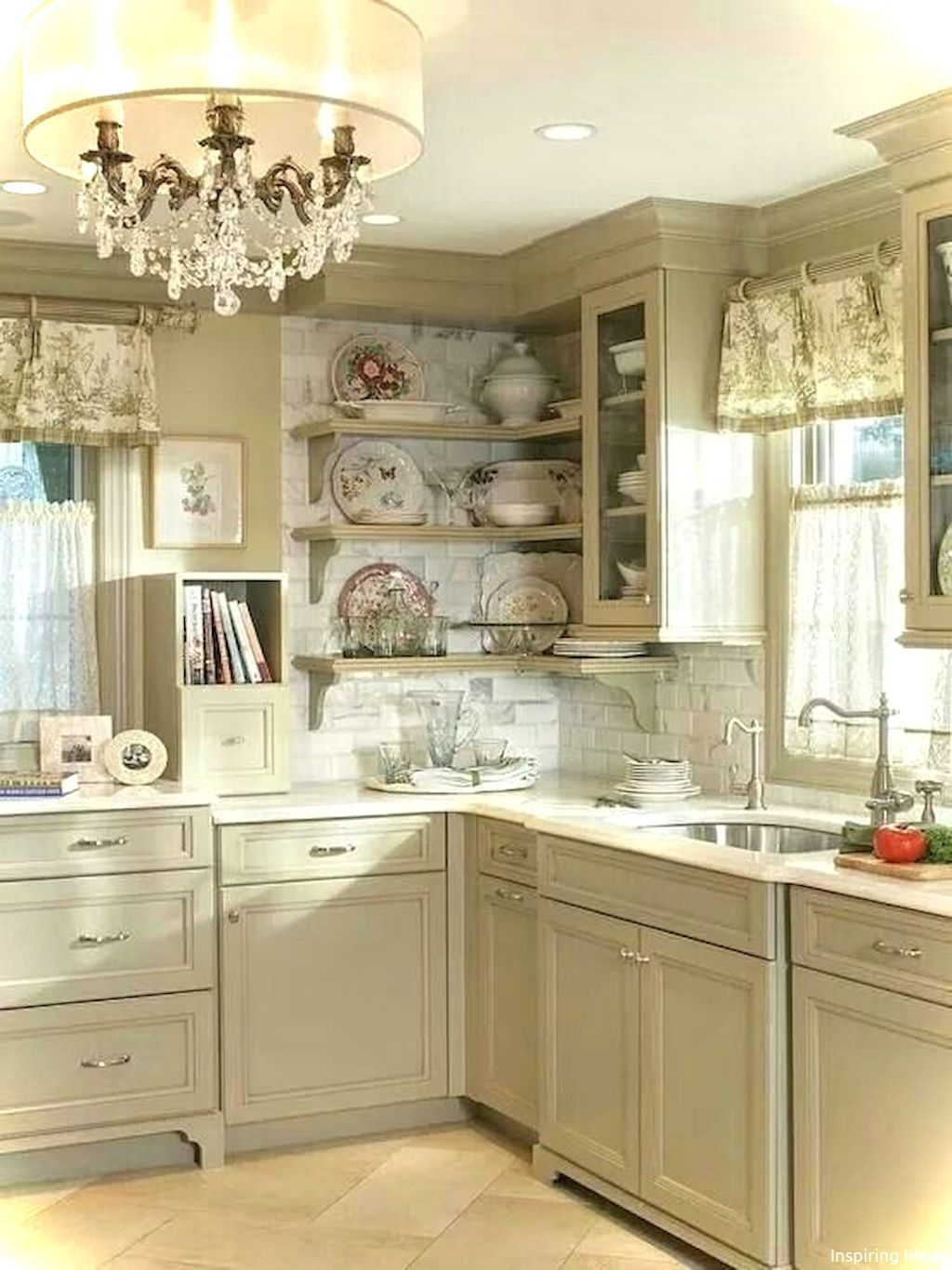 Best Nice 44 Small Kitchen French Country Style Ideas Https 400 x 300