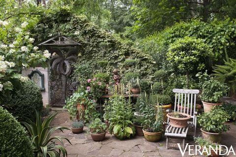 Gardens, Gazebos And Patios Galore!