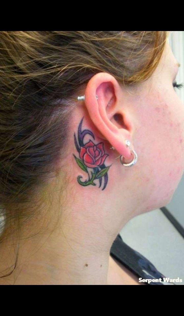 Small tattoo ideas for men on neck pin by katarzyna dalecka on tatuaże  pinterest  tattoos rose