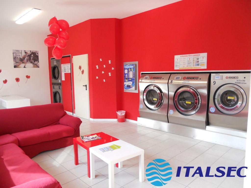 lavanderia self service automatica ecologica CleanBio nel