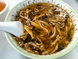 Snake Soup: It is a popular dish in winter time as it can warm you up, it contains the meats of at least two types of snakes as the main ingredients. #HongKong #food