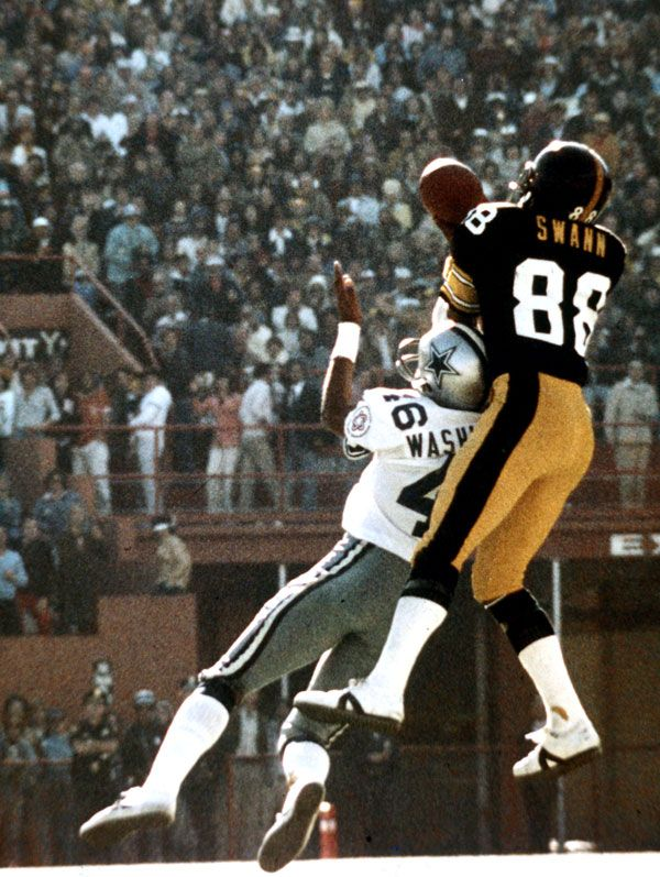 5274e61ce Lynn Swann - Super Bowl X