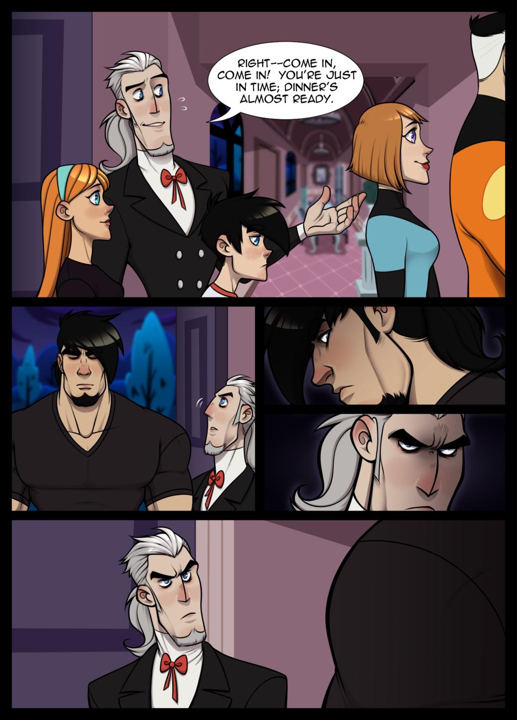 Tegneserie danny phantom sex