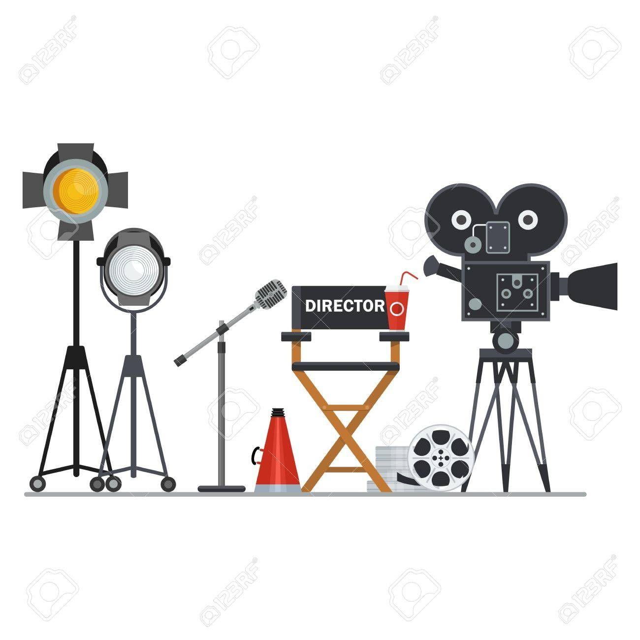 Stock Photo En 2020 Projecteur Dessin Et Film